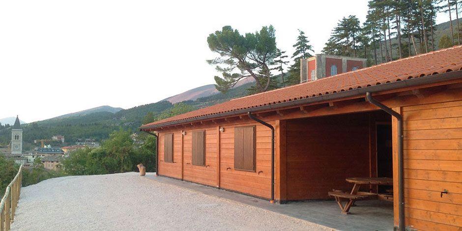 Base Scout La Colonia Base Per Campi Scout In Umbria